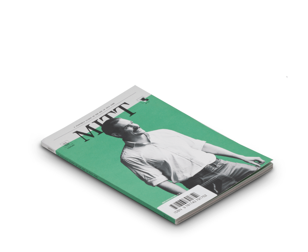 Men In This Town The Magazine · Issue 3. Compendium Design Store, Fremantle. AfterPay, ZipPay accepted.