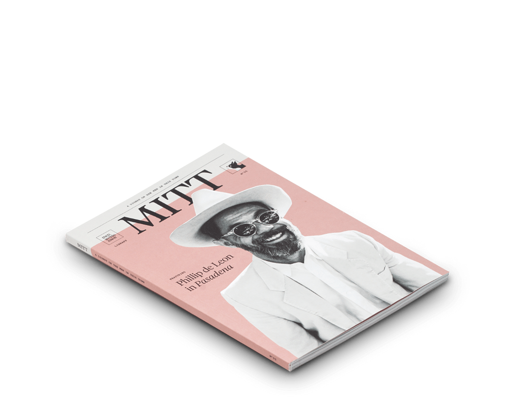 Men In This Town Magazines MITT Magazine · Issue 5