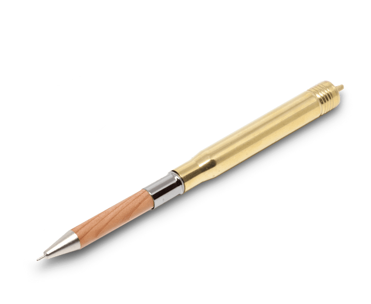 Travelers Company Japan Brass Ballpoint Pen & Refills