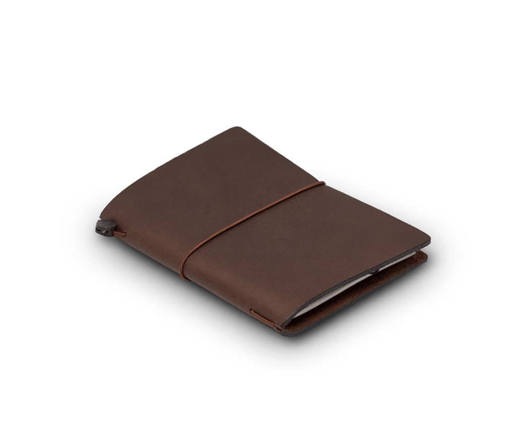 Travelers Company Leather Notebook Passport Size Starter Kit. Compendium Design Store, Fremantle. AfterPay, ZipPay accepted.