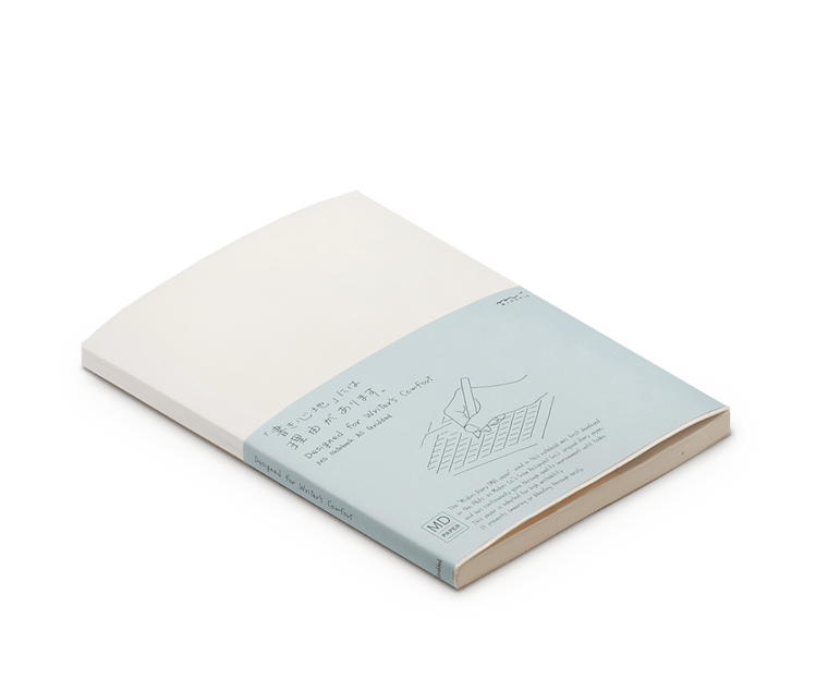 MD Notebook A5. Midori Japan. Compendium Design Store. AfterPay, ZipPay accepted.