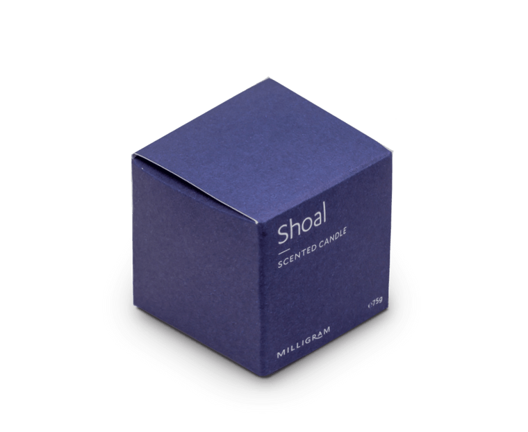 Scented Travel Candle · Shoal