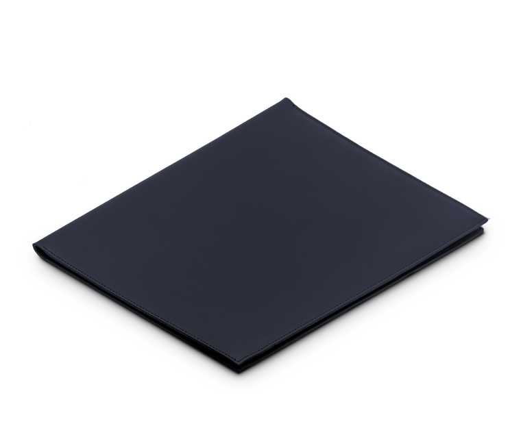 Minimalist Folio Compendium Large Dark Navy Midnight