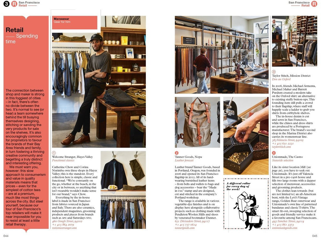 The Monocle Travel Guide No. 26 San Francisco. Compendium Design Store, Fremantle. AfterPay, ZipPay accepted.