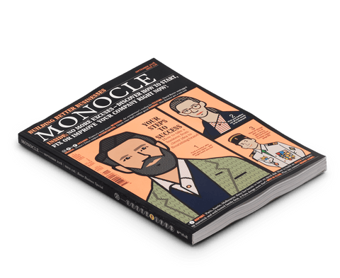 Monocle Magazine Issue 116 Sesptember 2018