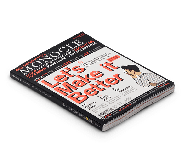 Monocle magazine · Issue 118