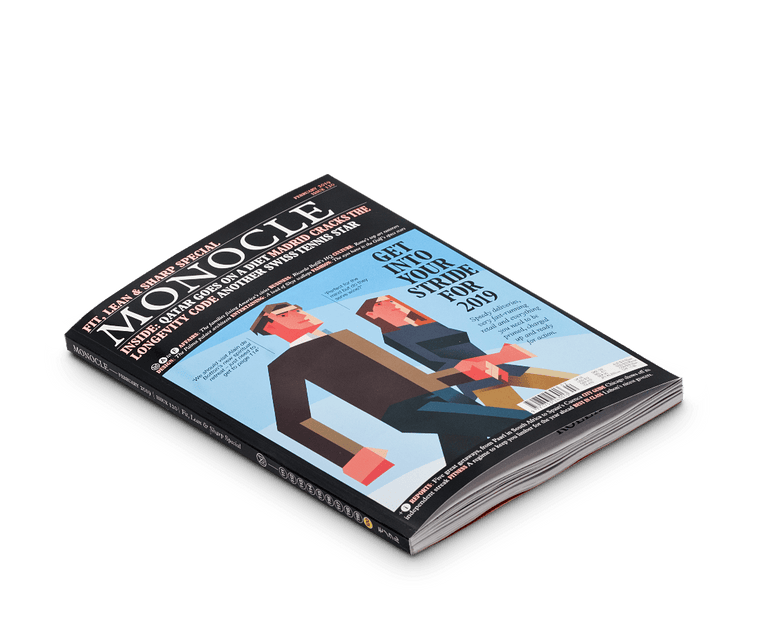 Monocle magazine · Issue 120