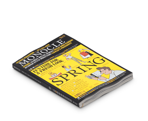 Monocle Magazine · Issue 122