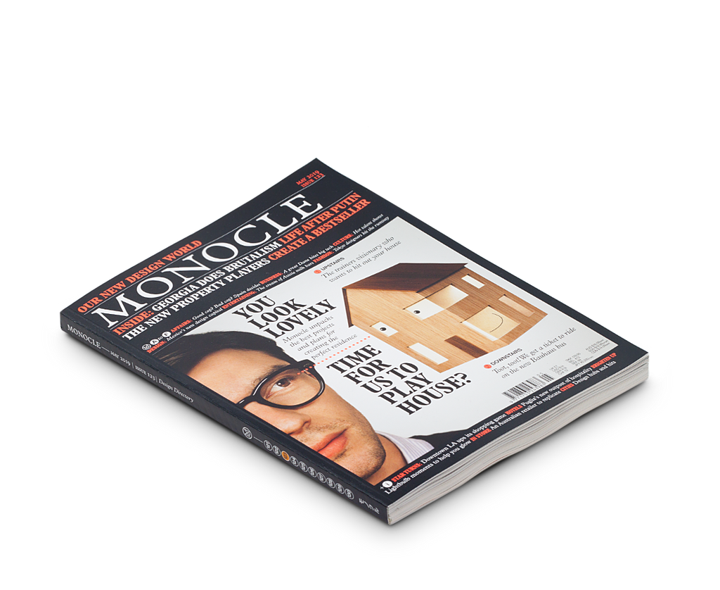 Monocle Magazine · Issue 123. Compendium Design Store, Fremantle. AfterPay, ZipPay accepted.