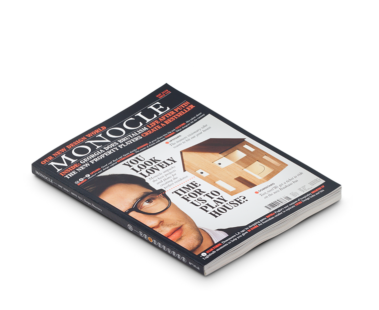 Monocle Magazine · Issue 123