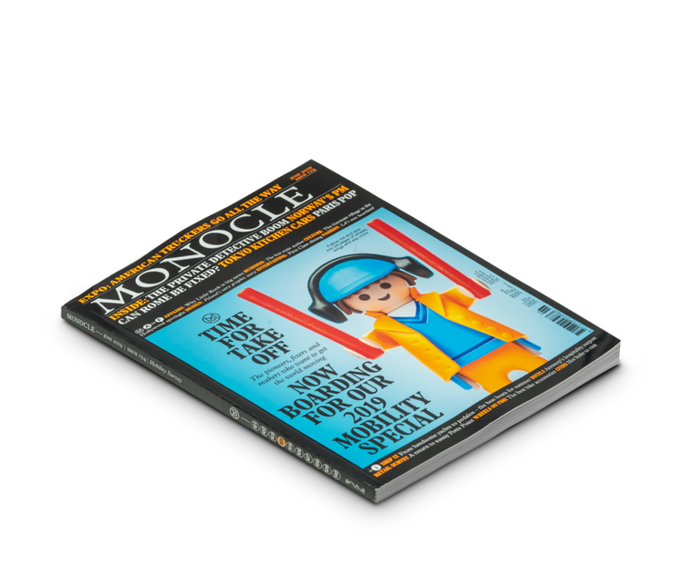 Monocle Magazine · Issue 124