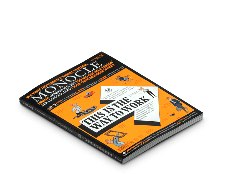 Monocle Magazine · Issue 126