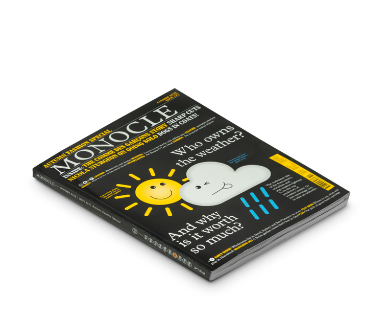 Monocle Magazine · Issue 127