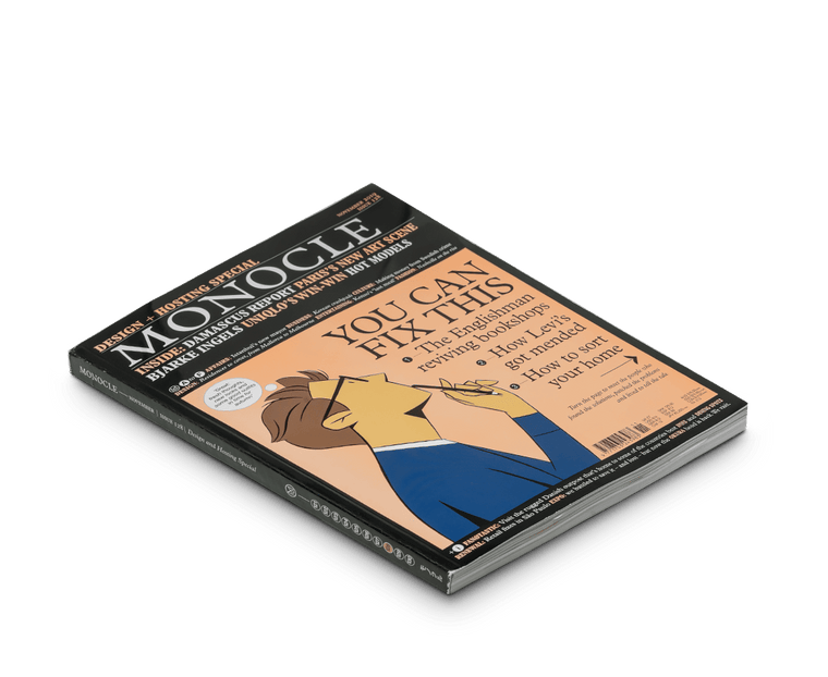 Monocle Magazine · Issue 128