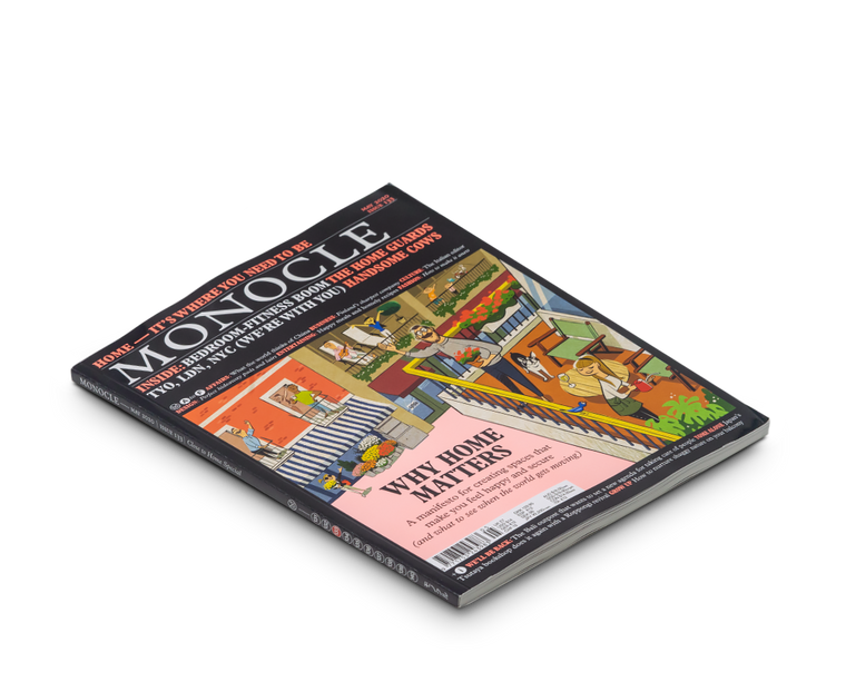 Monocle Magazine · Issue 133 May 2020