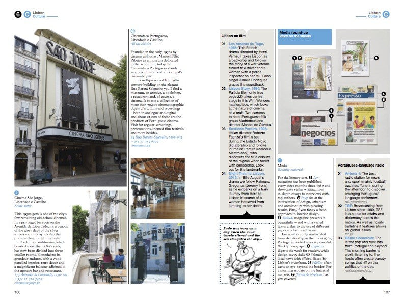 The Monocle Travel Guide to Lisbon No. 23. Monocle. Compendium Design Store. AfterPay, ZipPay accepted.