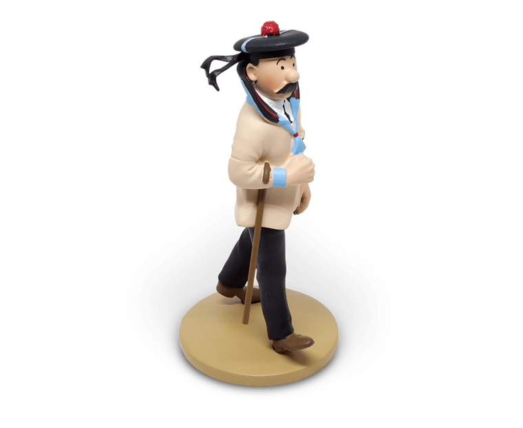 Dupond Sailor resin figurine