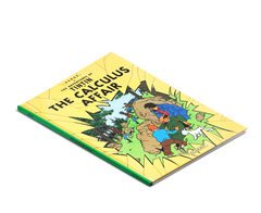 The Adventures of Tintin Book: The Calculus Affair