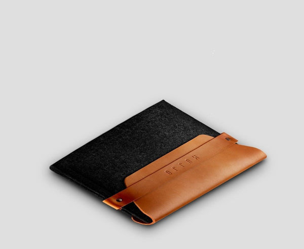 Mujjo Bags/Tech Tan iPad Mini Envelope Sleeve