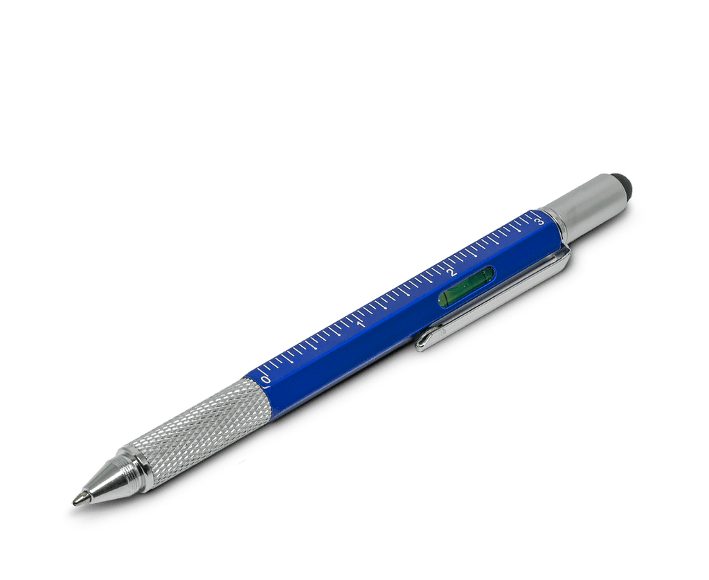 Metal Multi-Tool Ballpoint Pen. Compendium Design Store, Fremantle. AfterPay, ZipPay accepted.