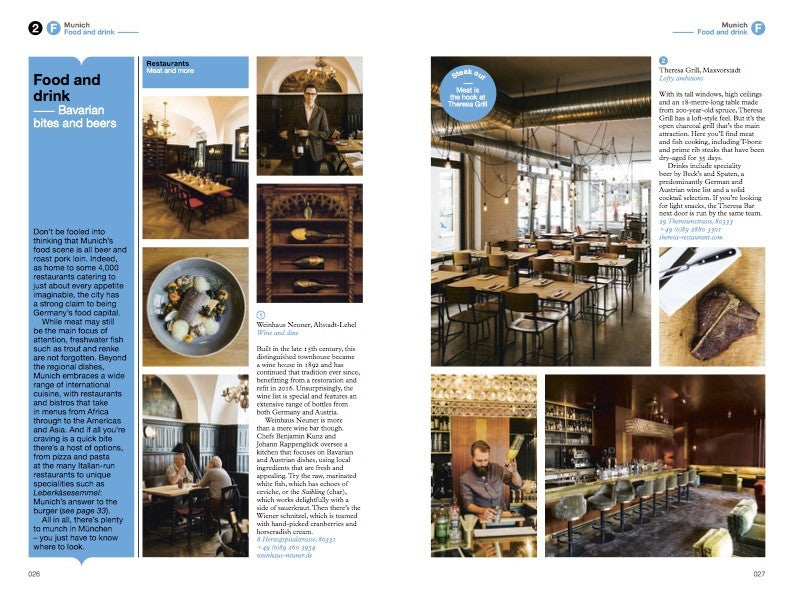 The Monocle Travel Guide No. 24 Munich. Compendium Design Store, Fremantle. AfterPay, ZipPay accepted.