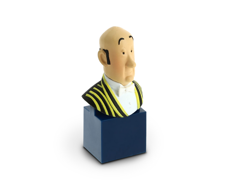 Bust Figurine of Nestor
