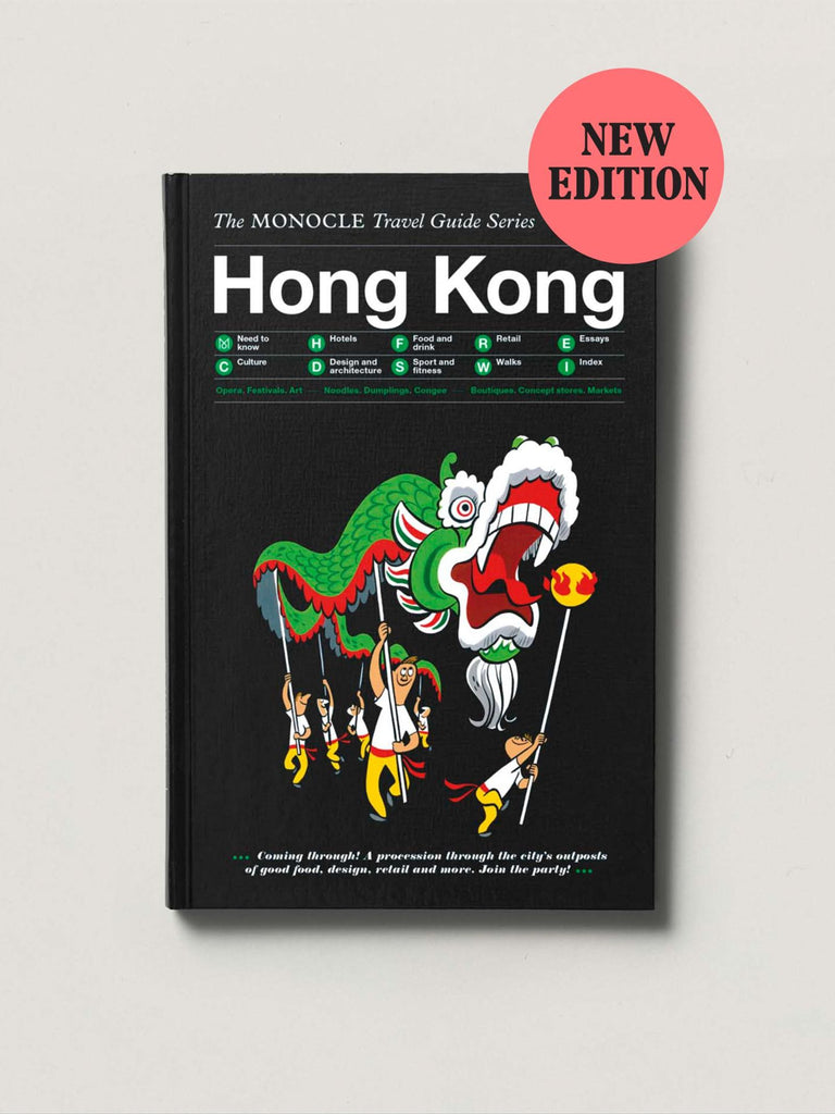 The Monocle Travel Guide No. 04 Hong Kong (Updated Edition). Compendium Design Store, Fremantle. AfterPay, ZipPay accepted.