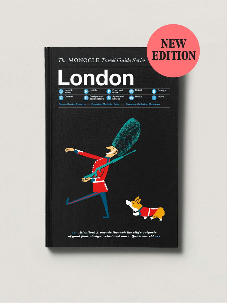 The Monocle Travel Guide No. 01 London (Updated Edition)