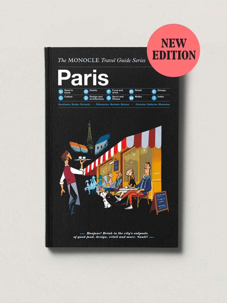 The Monocle Travel Guide No. 10 Paris (Updated Edition)