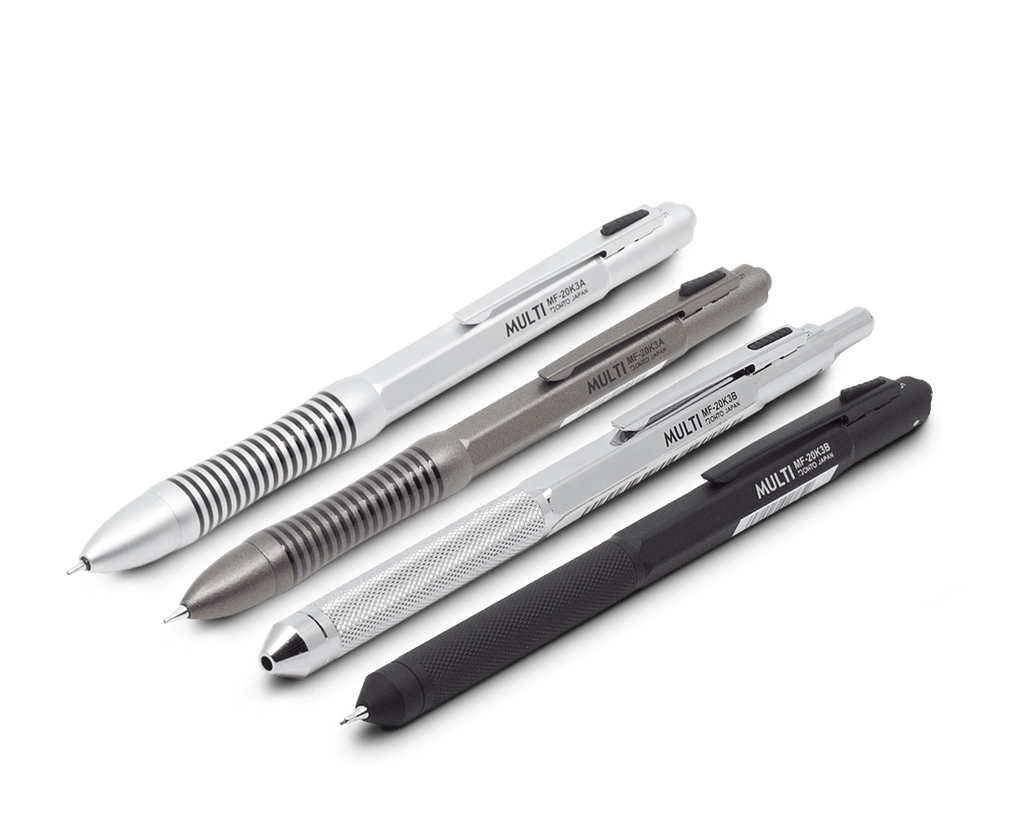 Multi-B 2+1 Multi Function Pen. Compendium Design Store, Fremantle. AfterPay, ZipPay accepted.