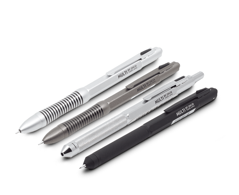 Multi-B 2+1 Multi-Function Pen