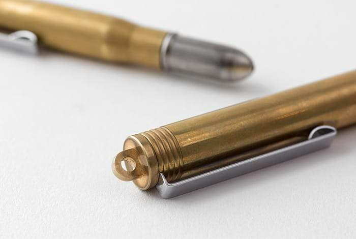 Traveler's Company Japan brass pencil.Compendium Design Store, Fremantle. AfterPay.