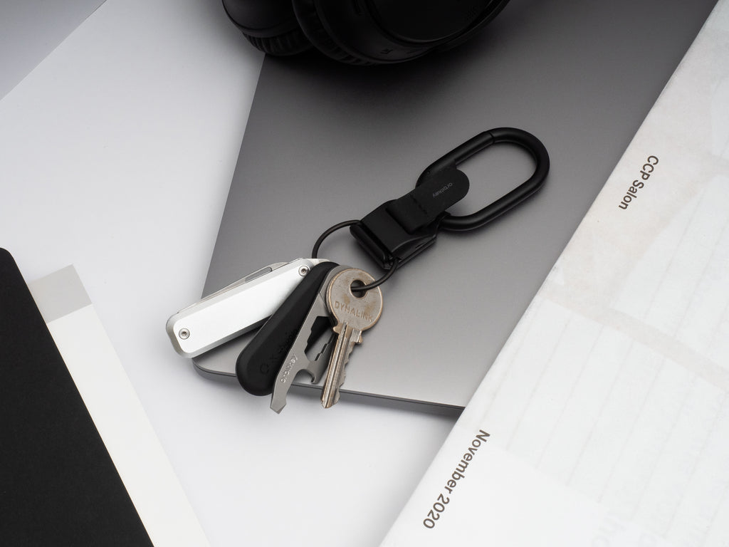 Orbitkey Clip 2nd Edition Add-on. Compendium Design Store, Fremantle. AfterPay, ZipPay accepted.