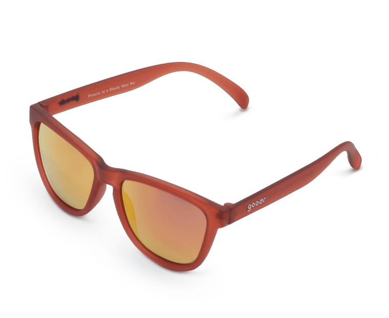 Goodr 'Phoenix at a Bloody Mary Bar' OG Sunglasses