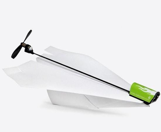 PowerUps Toys Power Up 2.0 Paper airplane motor