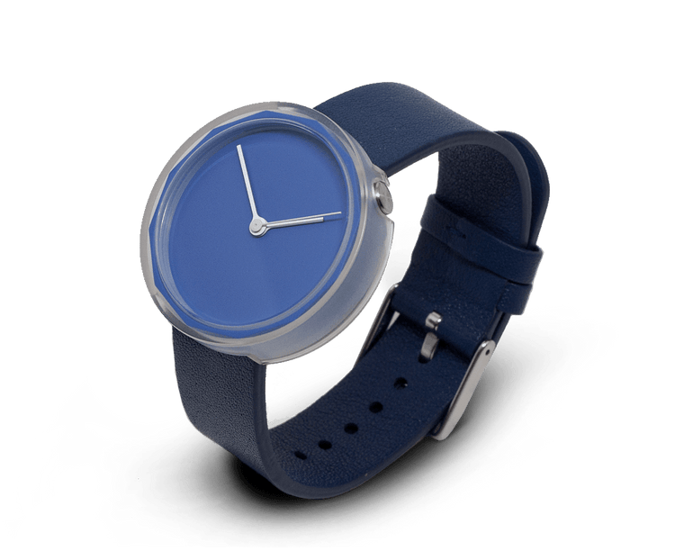 Aark Collective Prism Watch Blue