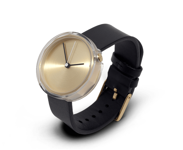 Prism watch in Gold by AARK Collective