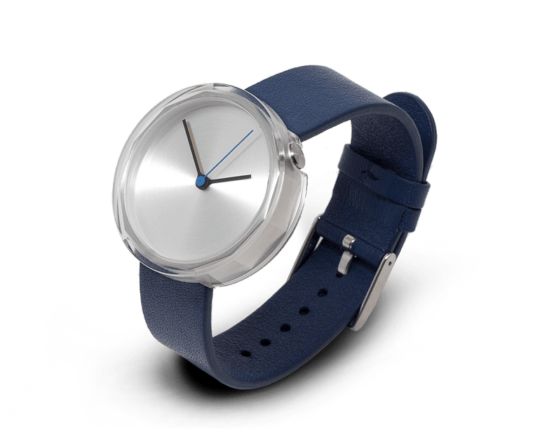 Prism watch in Silver by AARK Collective