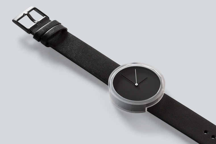 Aark Collective Prism Watch in Black