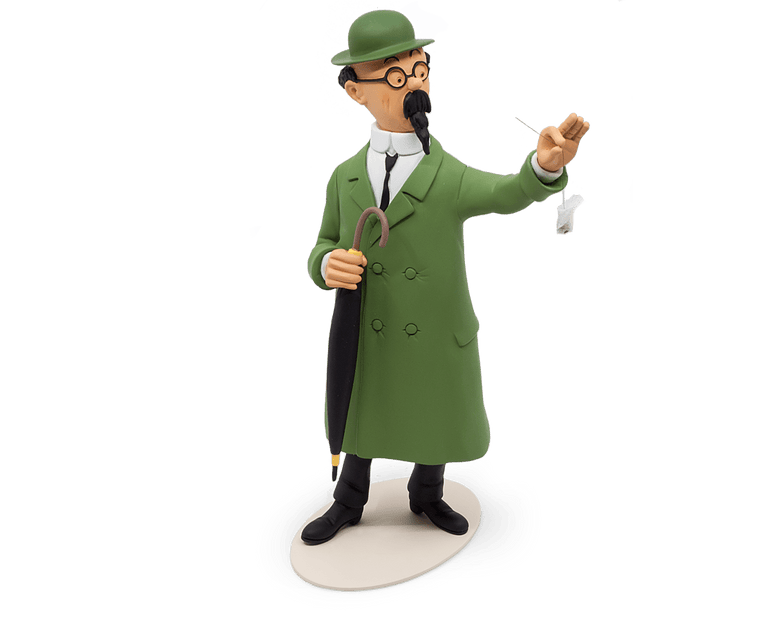 Professor Calculus Polychrome resin (25cm)
