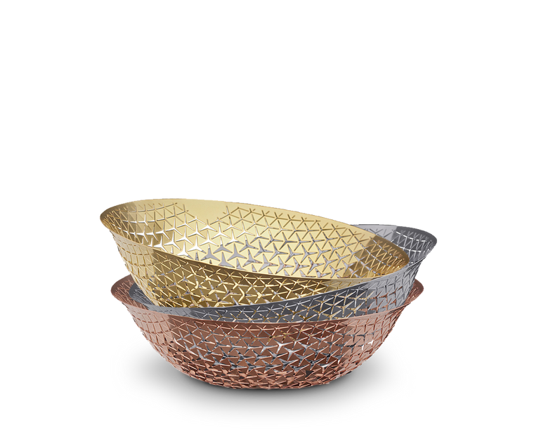 Push Bowls Mini Set of 3