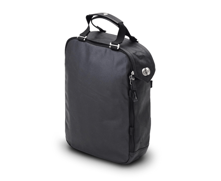Qwstion Daypack in Organic Jet Black