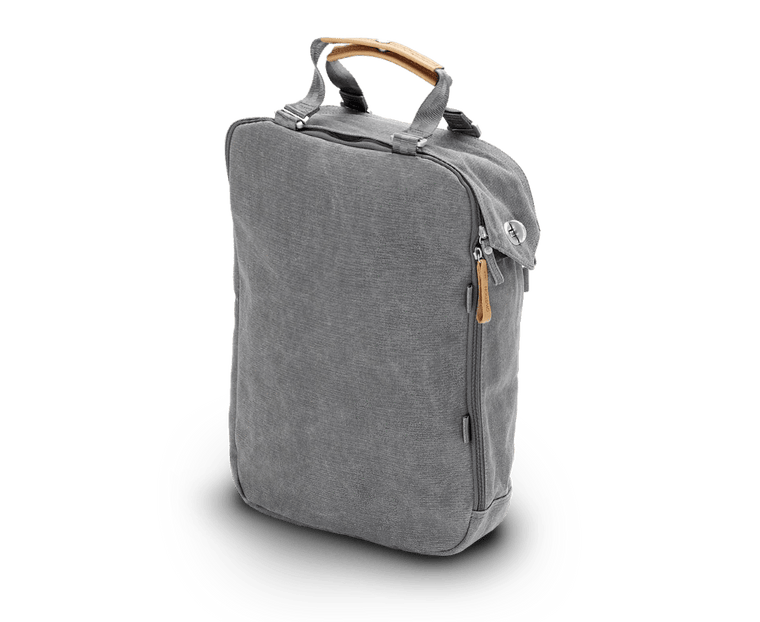 Qwstion Daypack in Washed Grey