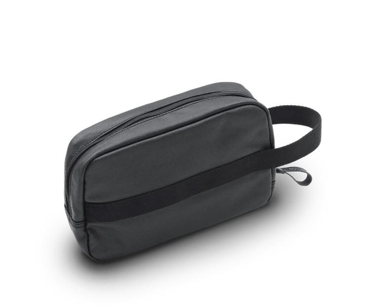 Qwstion Travel Kit in Organic Jet Black