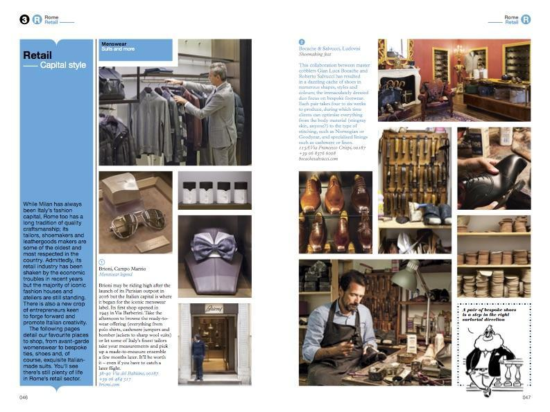 The Monocle Travel Guide No. 19 Rome. Compendium Design Store, Fremantle. AfterPay, ZipPay accepted.