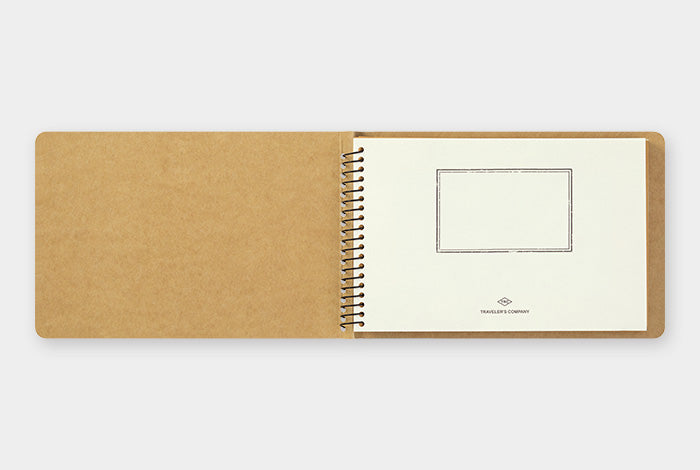 Travelers Company Japan Spiral Ring Notebook B6. Compendium Design Store, Fremantle. AfterPay, ZipPay accepted.