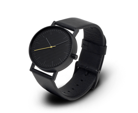 Stock Watches S001K watch in Black