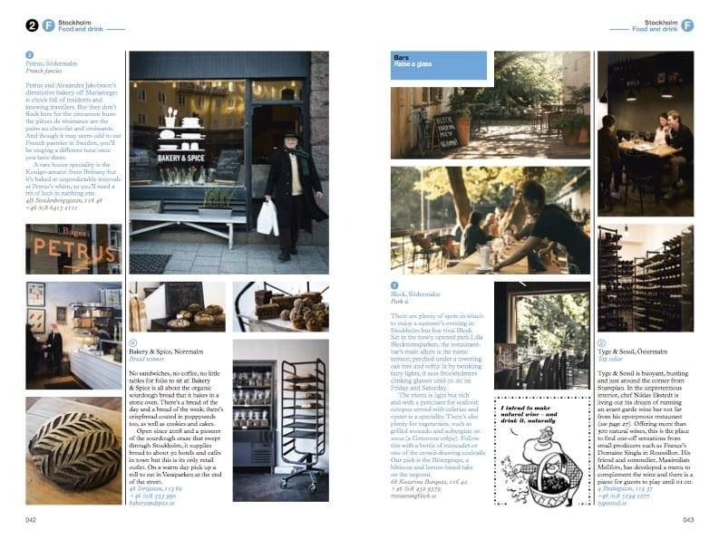The Monocle Travel Guide No. 22 Stockholm. Compendium Design Store, Fremantle. AfterPay, ZipPay accepted.