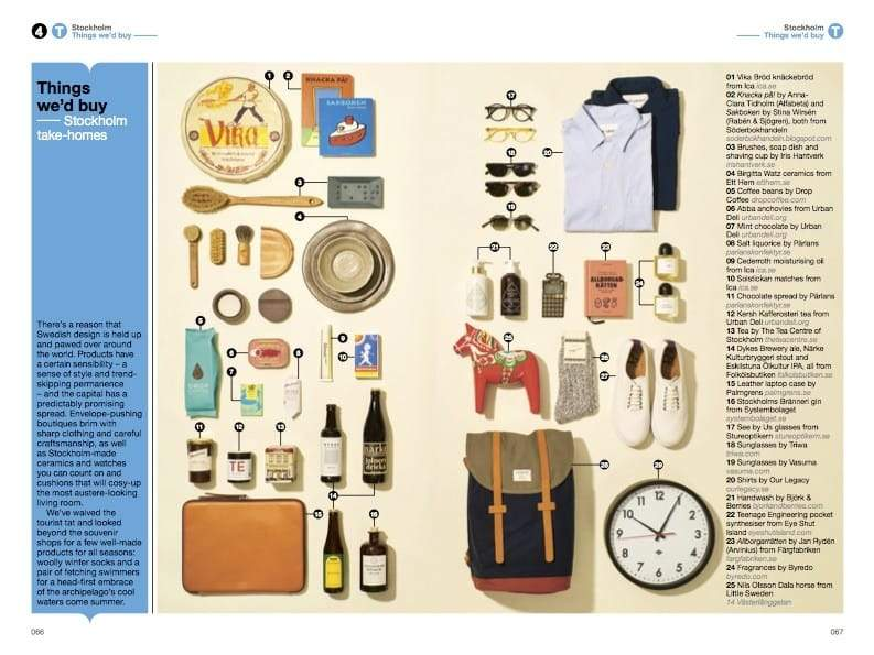 The Monocle Travel Guide to Stockholm No. 22. Monocle. Compendium Design Store. AfterPay, ZipPay accepted.