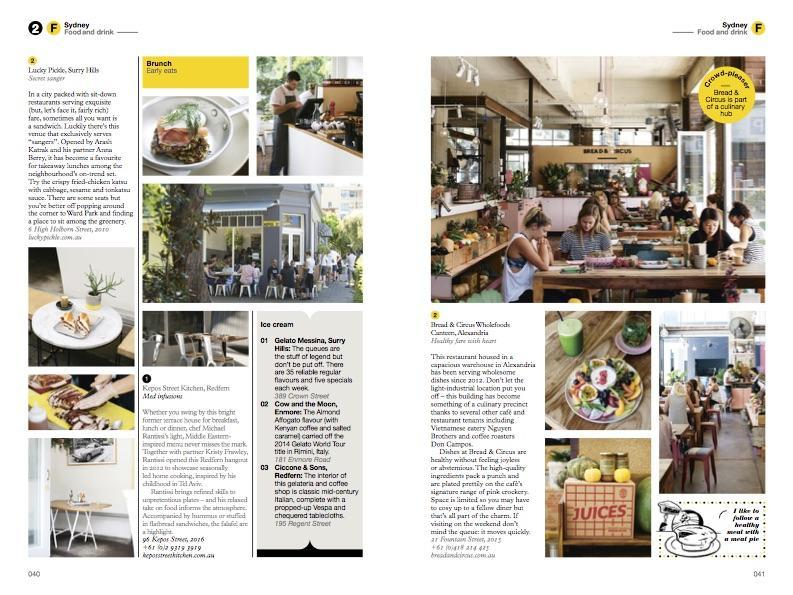The Monocle Travel Guide No. 13 Sydney. Compendium Design Store, Fremantle. AfterPay, ZipPay accepted.